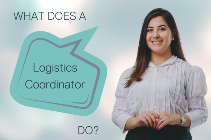 What does a Logistics Coordinator actually do?
