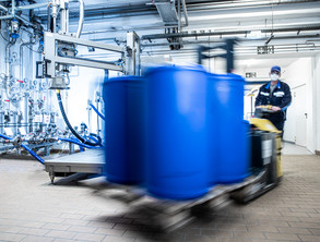Read more about contract manufacturing at CREMER OLEO