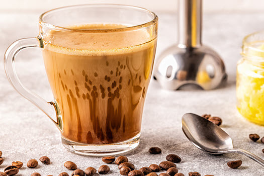 Trendy Drink: Bulletproof Coffee with MCT Oil from CREMER OLEO